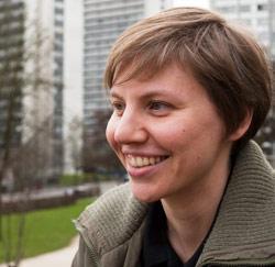 Christine Henrard, attachée de communication à Bruxelles
