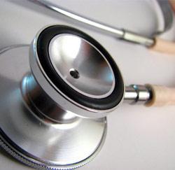 bij de dokter
