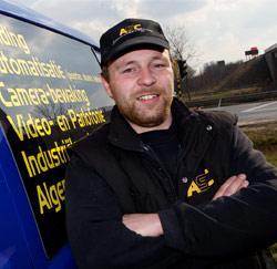 Kristof Schiettekatte, ASC-Service