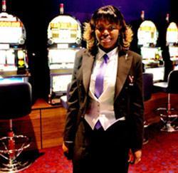 Marie van casino VIAGE in Brussel