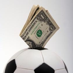 voetbal en geld