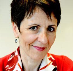 Mireille Deziron, algemeen directeur van Jobpunt Vlaanderen