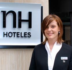 Lara Missiaen, shift-leader NH Gent Belfort