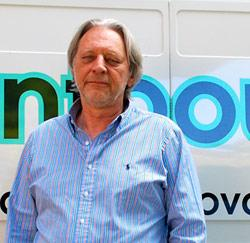 Patrick Maenhout, manager gentbouw+
