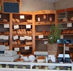 Biologisch-dynamische bakkerij in Antwerpen