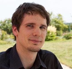 Christophe Mathieu, entrepreneur en herbe de IS Job