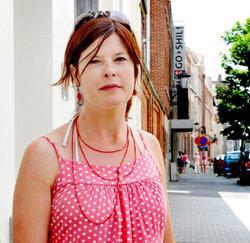 Leerkracht Ilse Louwet uit Mechelen