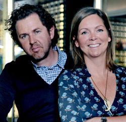 Jan Bevernage en Nathalie Vleeschouwer van Fragile