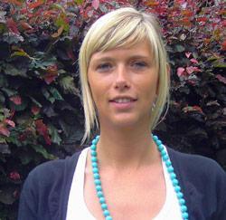 Kleuterleidster Ruth Serlet uit Eeklo