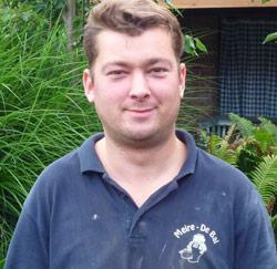 Loodgieter Tom De Bruycker uit Eeklo