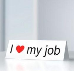 Les 10 commandements pour être heureux au boulot