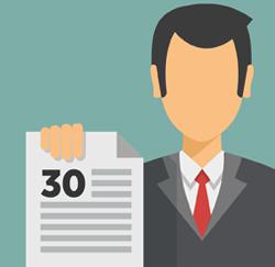 30 kantoorwetten