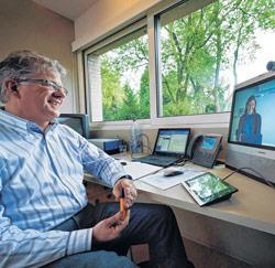 Pol Vanbiervliet, algemeen directeur Cisco Systems