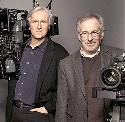 James Cameron / Steven Spielberg
