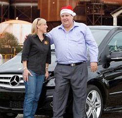 Clive Palmer ou le Père Noël ?