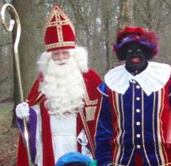 Sinterklaas Gino De Vos uit Waarschoot