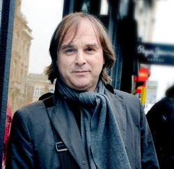 Kunstenaar Pascal Callant uit Leuven