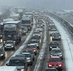 La neige : quel impact sur mon salaire ?
