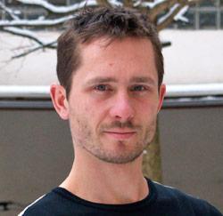 Kasper Moreaux - Greenpeace activist