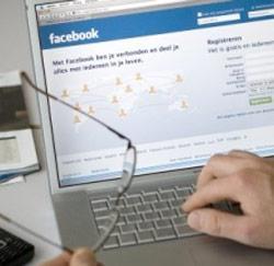 Snel even Facebook checken!