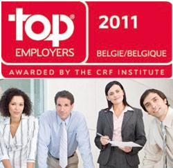 Top Employers 2011