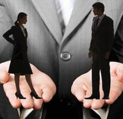 vrouw vs. man: positieve discriminatie