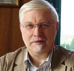 Rob Mennes, burgemeester van Schelle
