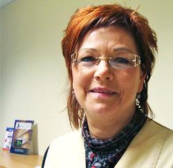 Anouk Mareel, poetsvrouw