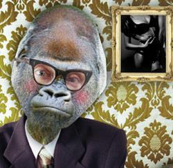 GEdraagt jouw collega zich als een aap?