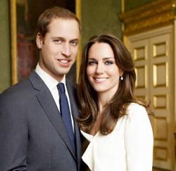 Prins William & Kate Middleton