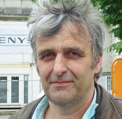 Taxichauffeur Wilfried Van Mullem