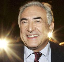 DSK aka Dominique Strauss-Kahn