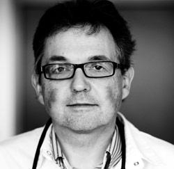 Gynaecoloog Hendrik Cammu