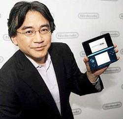 Satoru Iwata, CEO Nintendo