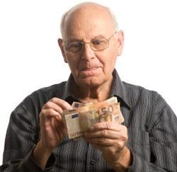 pensioen geld
