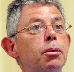 Michel Bovy, directeur-generaal NMBS