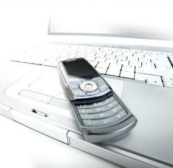 Gsm & laptop