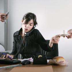 Een sombere werknemer presteert beter