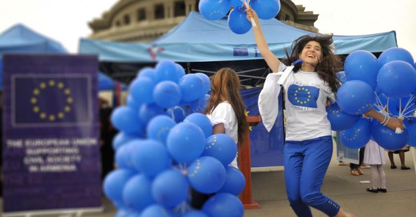9 mei Europadag