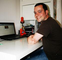 Tim Schets (35) Halle