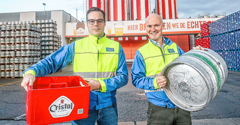 Bart Durlet en Gary Vercammen