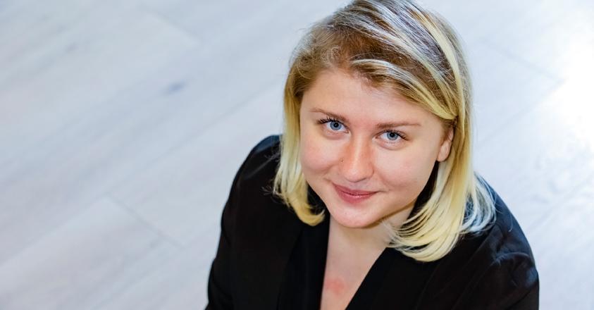 Anastasiia Kudashova