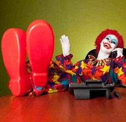 baas clown