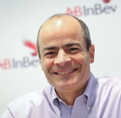 Carlos Brito, ceo AB Inbev