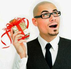 cadeautje baas