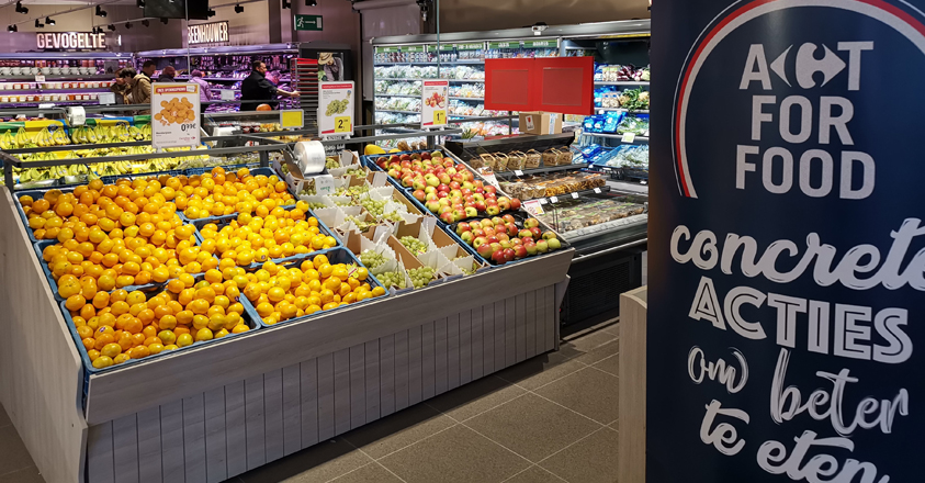 Carrefour winkel