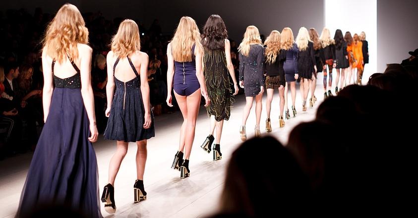 catwalk modellen