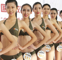 China models