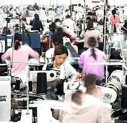 Bandwerk in China