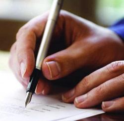 contract getekend